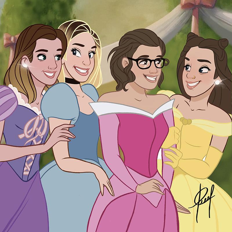 Fairytale Friendship