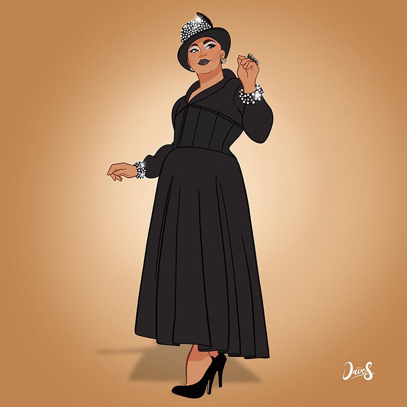 Lady Celestina (1)