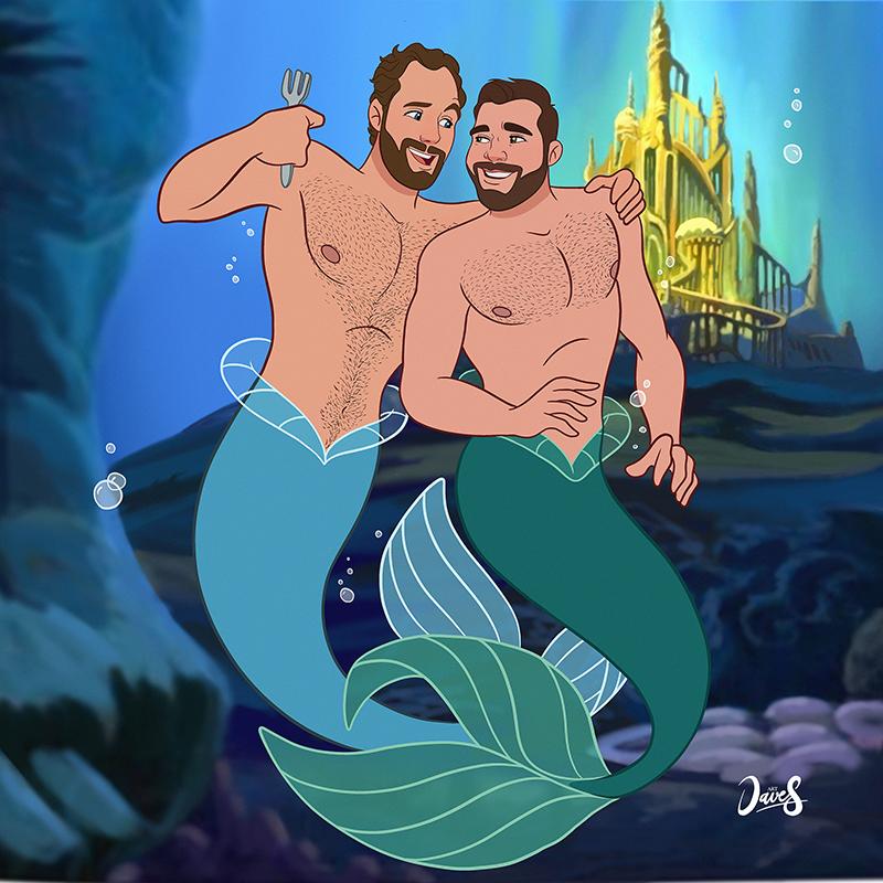 Love in Atlantis (1)